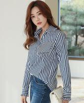 Top shop bán áo sơ mi cho nữ đẹp trên đường Quang Trung