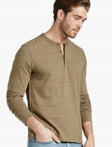 Top shop bán áo thun Henley cho nam đẹp trên đường Cách Mạng Tháng 8