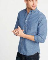 Top shop bán áo sơ mi cho nam đẹp nhất trên đường Sư Vạn Hạnh