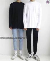 Top shop bán áo thun tay dài cho nam đẹp, giá cả phù hợp tại Hà Nội