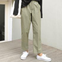 Top shop bán quần kaki cho nữ trẻ trung tại Long Biên - Hà Nội