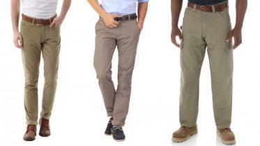 Gợi ý cách phối đồ với quần kaki cho nam