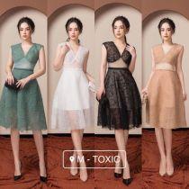 Top shop váy đầm cho nữ đẹp tại Bắc Giang