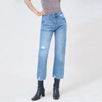 Top shop bán quần jean cho nữ giá rẻ tại TP.HCM