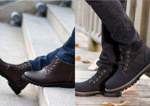 Top shop bán giày boot nam giá rẻ chất lượng tại TpHCM