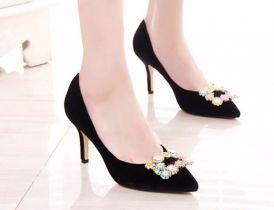 Top shop bán giày cao gót nữ giá rẻ chất lượng tại Củ Chi, TpHCM