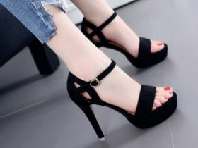 Top shop bán giày cao gót nữ giá rẻ chất lượng tại Bình Tân, TpHCM