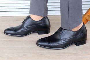 Top shop bán giày tăng chiều cao nam cao cấp tại Nhà Bè, TpHCM