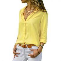Top shop bán áo sơ mi nữ giá rẻ tại Quận 7, TP.HCM