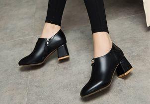 Top shop bán giày boot nữ cao cấp chất lượng tại Quận 6, TpHCM