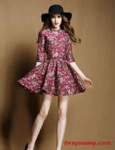 Top shop bán váy đầm xòe cao cấp cho nữ tại Quận 5, TP.HCM