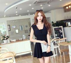 Top shop bán váy đầm xòe cho nữ cao cấp tại Quận 6, TP.HCM