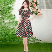 Top shop bán váy đầm xòe giá rẻ cho nữ tại TP.HCM
