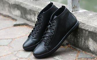 Top shop bán giày boot nam tại Củ Chi, TpHCM