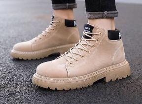 Top shop bán giày boot nam tại Quận 4, TpHCM
