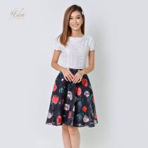 Top shop bán váy đầm xòe giá rẻ cho nữ tại Quận 9, TP.HCM