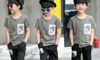 Top shop bán quần áo bé trai giá rẻ uy tín tại Phú Nhuận, TPHCM