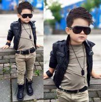 Top shop bán quần áo bé trai giá rẻ uy tín tại Hóc Môn, TPHCM