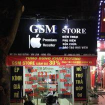 Cửa hàng điện thoại GSM Store