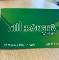 Cửa hàng điện thoại Hoàng Hà Mobile