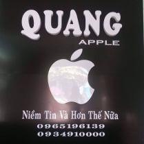 Cửa hàng điện thoại Quang Apple