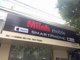 Top cửa hàng phụ kiện điện thoại tại Nha Trang