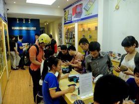 Top cửa hàng phụ kiện điện thoại tại quận Hoàng Mai, Hà Nội