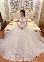 Top shop bán áo cưới, váy cưới cô dâu giá rẻ uy tín tại Gò Vấp, TPHCM