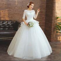 Top shop bán áo cưới, váy cưới cô dâu giá rẻ uy tín tại Hóc Môn, TPHCM