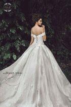 Top shop bán áo cưới, váy cưới cô dâu giá rẻ uy tín tại Tân Phú, TPHCM