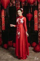 Top shop bán áo dài cưới giá rẻ uy tín tại Cần Giờ, TPHCM