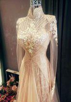 Top shop bán áo dài cưới giá rẻ uy tín tại Gò Vấp, TPHCM