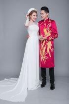 Top shop bán áo dài cưới giá rẻ uy tín tại Thủ Đức, TPHCM