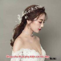 Top shop bán phụ kiện cô dâu giá rẻ uy tín tại Tân Bình, TPHCM