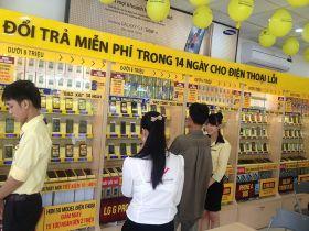 Top cửa hàng bán điện thoại uy tín tại Hải Phòng