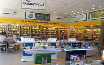 Top cửa hàng sửa chữa điện thoại tại Bến Tre