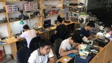 Top cửa hàng sửa chữa điện thoại tại Hải Phòng