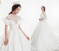 Top shop bán áo cưới, váy cưới cô dâu giá rẻ uy tín tại Quận 9, TPHCM