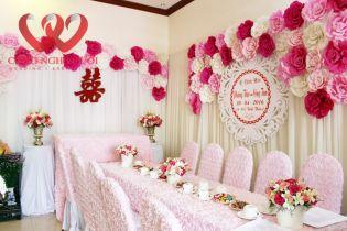 Top shop dịch vụ cưới hỏi giá rẻ uy tín tại Bình Tân, TPHCM