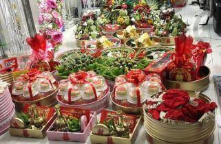 Top shop cho thuê mâm quả giá rẻ uy tín tại Phú Nhuận, TPHCM