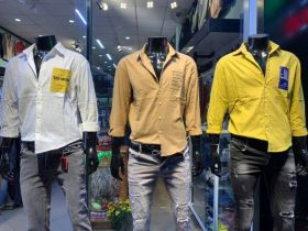 Thời trang nam TÂY Fashion Shop