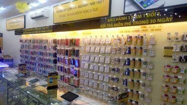 Top cửa hàng bán phụ kiện iPhone tại quận Tây Hồ, Hà Nội
