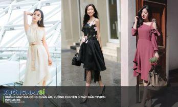 Top xưởng sỉ váy đầm nữ giá rẻ tại quận Thủ Đức, TP.HCM