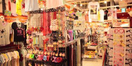 Top kho sỉ phụ kiện cho nữ giá rẻ chất lượng tại Quận Tân Phú, TP.HCM