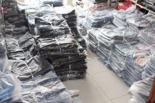 Top xưởng sỉ quần áo nam giá rẻ đẹp tại H.Thường Tín, Hà Nội