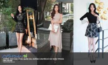 Top xưởng sỉ váy đầm nữ giá rẻ đẹp tại H.Hoài Đức, Hà Nội