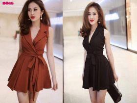 Top xưởng sỉ váy đầm nữ giá rẻ đẹp tại H.Quốc Oai, Hà Nội