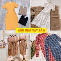Top xưởng sỉ váy đầm nữ giá rẻ đẹp tại quận Hoàn Kiếm, Hà Nội
