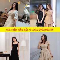 Top xưởng sỉ váy đầm nữ giá rẻ đẹp tại quận Long Biên, Hà Nội