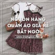 Top xưởng sỉ váy đầm nữ giá rẻ đẹp tại quận Thanh Xuân, Hà Nội